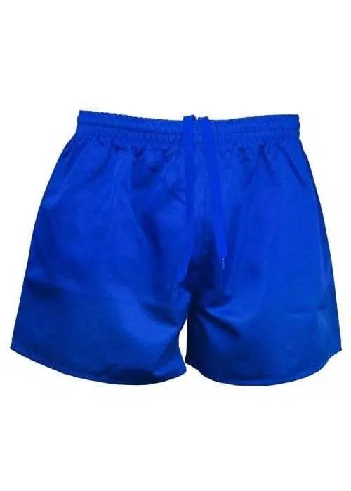 Footy Shorts Royal