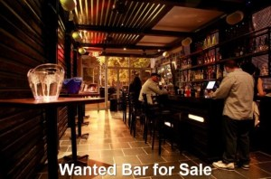 Wanted Bar for Sale