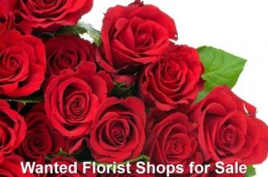 Wanted Florist Shops for Sale