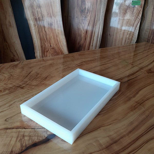 Silicone Mould Resin Small