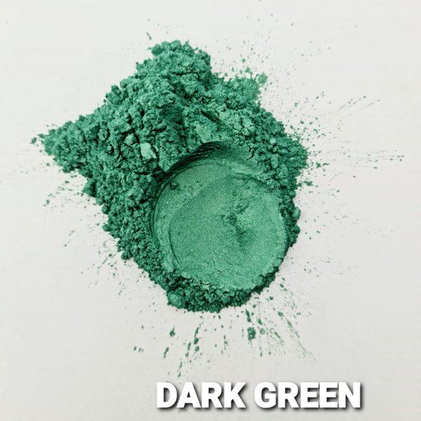 DARK GREEN- Aussie Camphor - Mica Pigment Powder