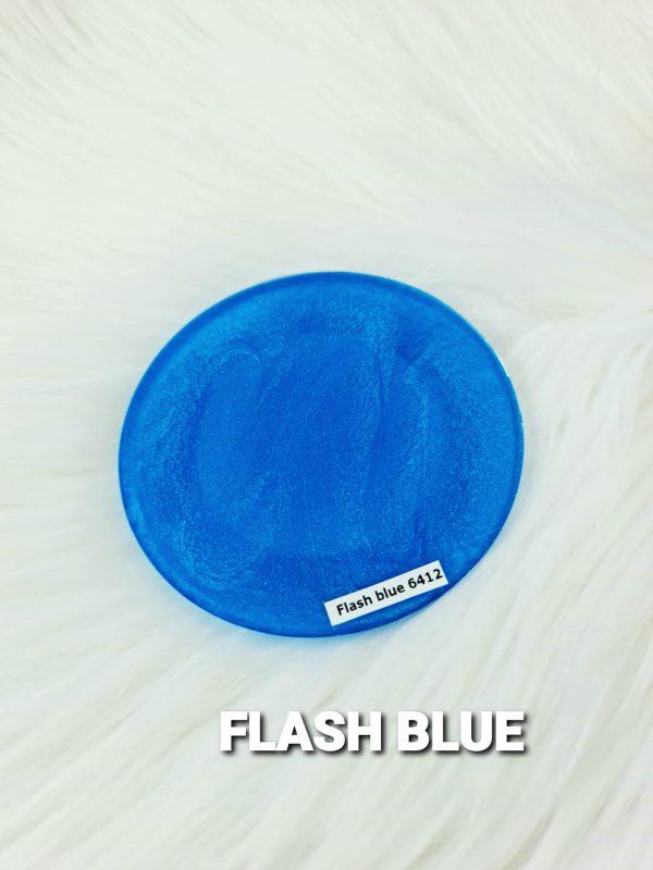 FLASH BLUE- Aussie Camphor - Mica Pigment Powder