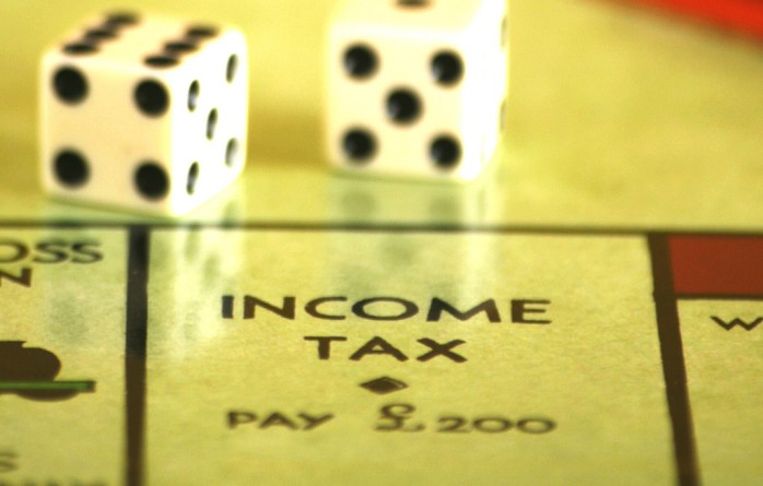 Income tax can't be treated like a game