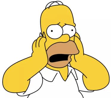 Scared_Homer