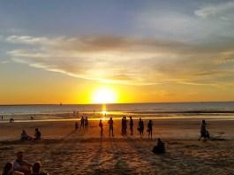 Mindil Beach Sunset