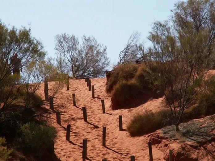 red sandhills