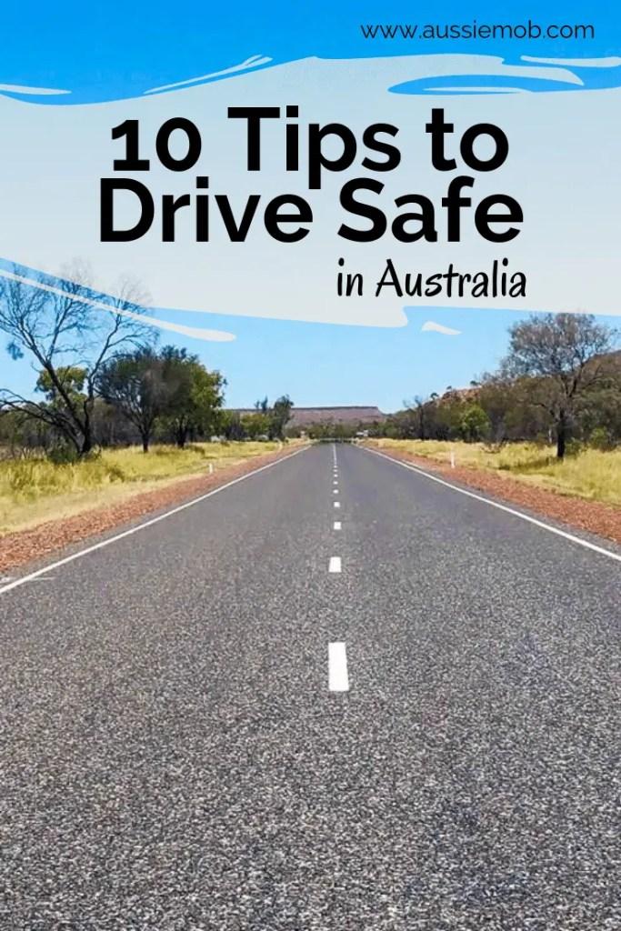 Drive Safe in Australia