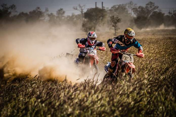 Simple Photography Tips for an a6000 - Finke Desert Race
