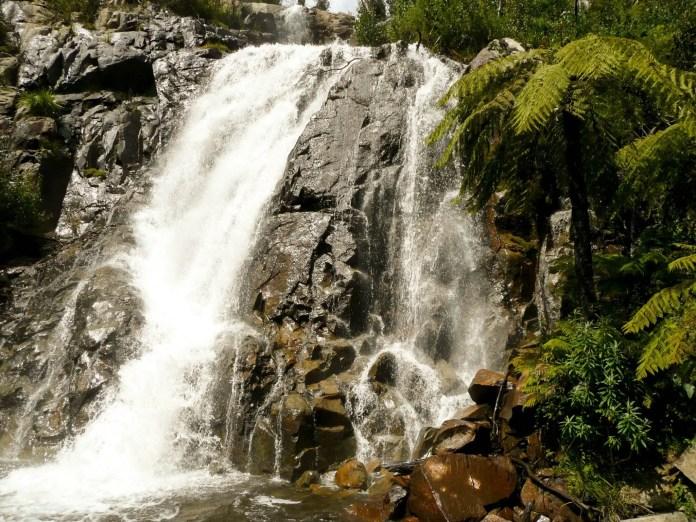 Australia has some spectacular waterfalls