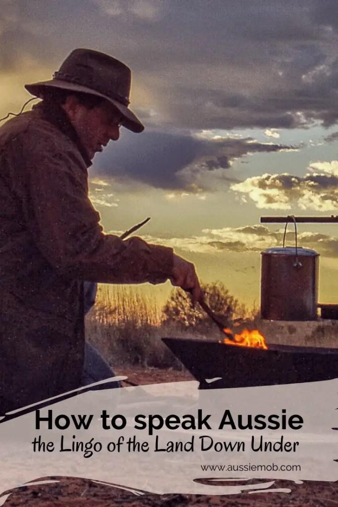 Beginners Guide to Aussie Slang