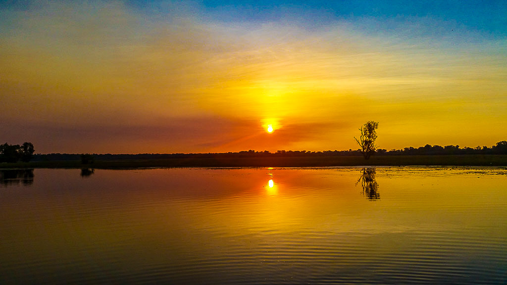 The best things to do in Kakadu - sunset