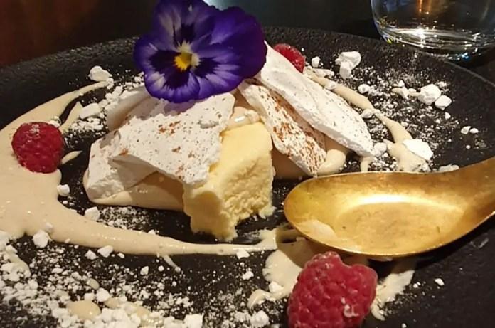 Dessert at Annam