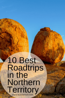 Road trips in the Northern Territory (1)