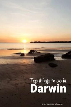 Top things to do in Darwin
