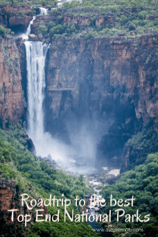 Roadtrip to the best Top End National Parks