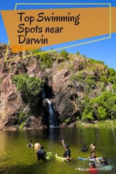 Top Swimming Spots near Darwin