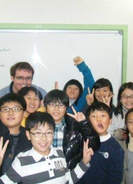 teaching english korea