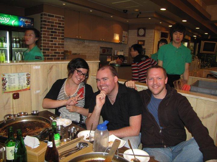 Farewell Drinks Busan