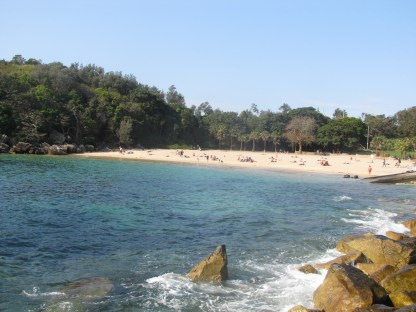 Shelly Beach is my personal favorite in Sydney