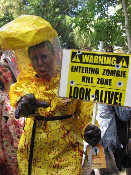 Hazmat Zombie