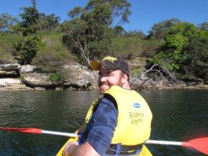 kayaking sydney