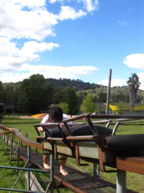 green valley roller coaster