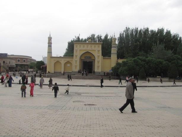 Id Kah Mosque Kashgar