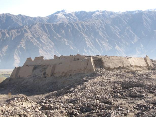 Stone Fort in Tashgorkan, Xinjiang