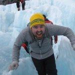 Climbing Franz Josef Glacier