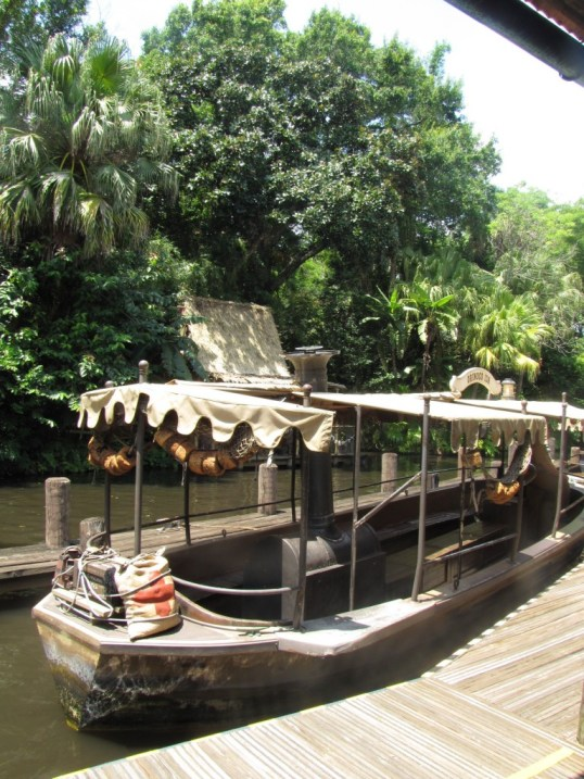 Jungle Cruise at Disney World