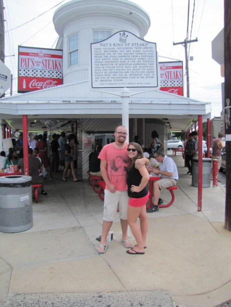 Pat's Philly Cheese Steaks