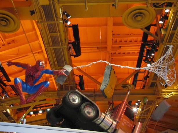 Spiderman, Toys 'r Us