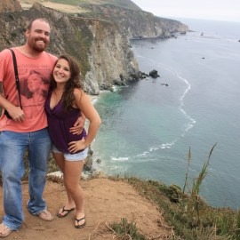 Looking good by Bixby Bridge