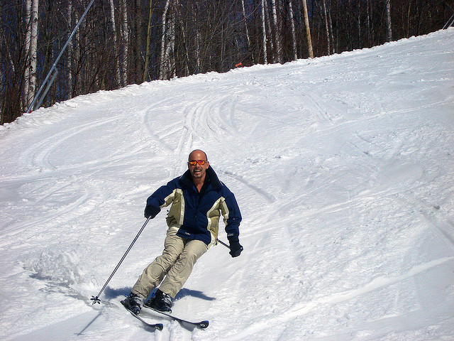 Skiing isn't just a lot of fun, it's also remarkably good for you.