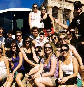 Contiki Tour