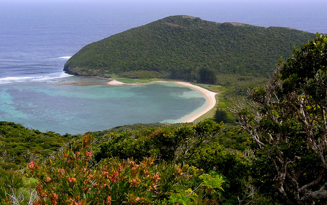 Lord Howe Island is one of Australia's unspoiled gems. Photo by Pete the Poet.