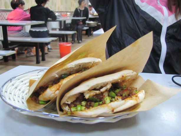 Delightfully spicy pockets of meaty goodness from the streets of Urumqi, Xinjiang.