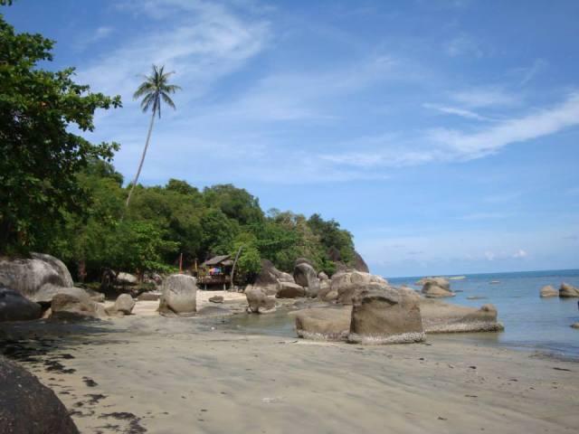 Thai Beach and Nature