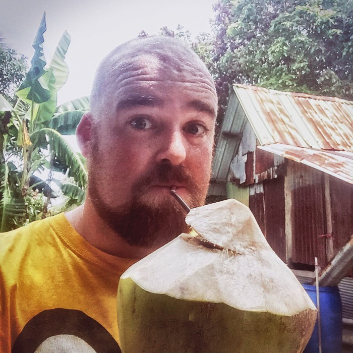 Few things are quite as refreshing as fresh coconut juice on a hot day.
