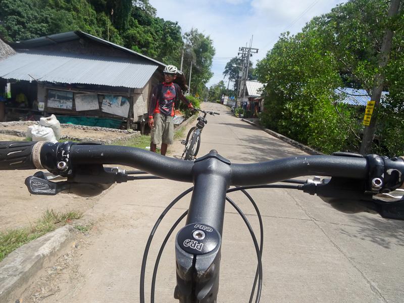 bike tour koh yao noi