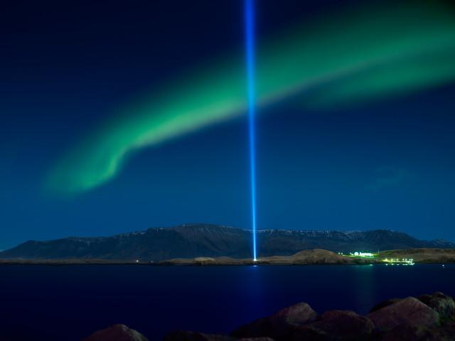 northern lights visit iceland