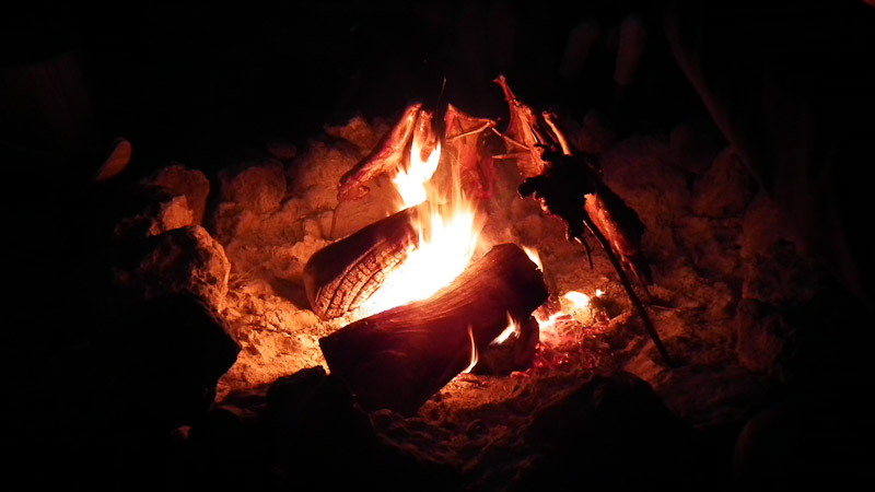 goat roast masai tanzania