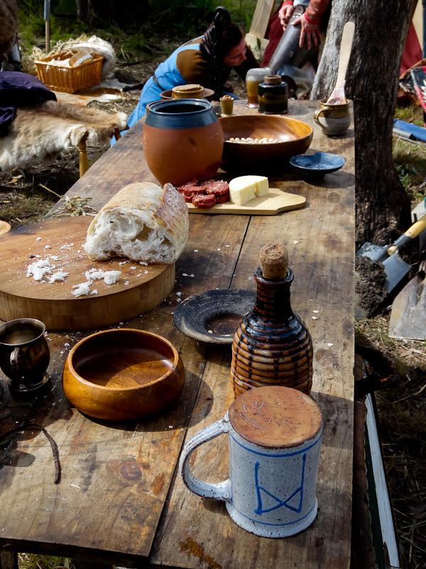nemas celtic festival village