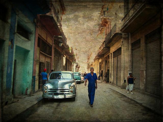 cuban streets havana