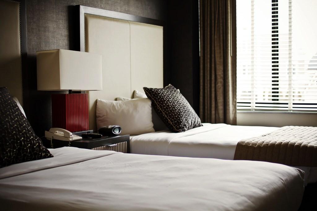 avenue suites dc twin room