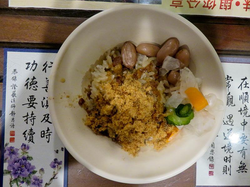 taipei food tour tainan rice cake
