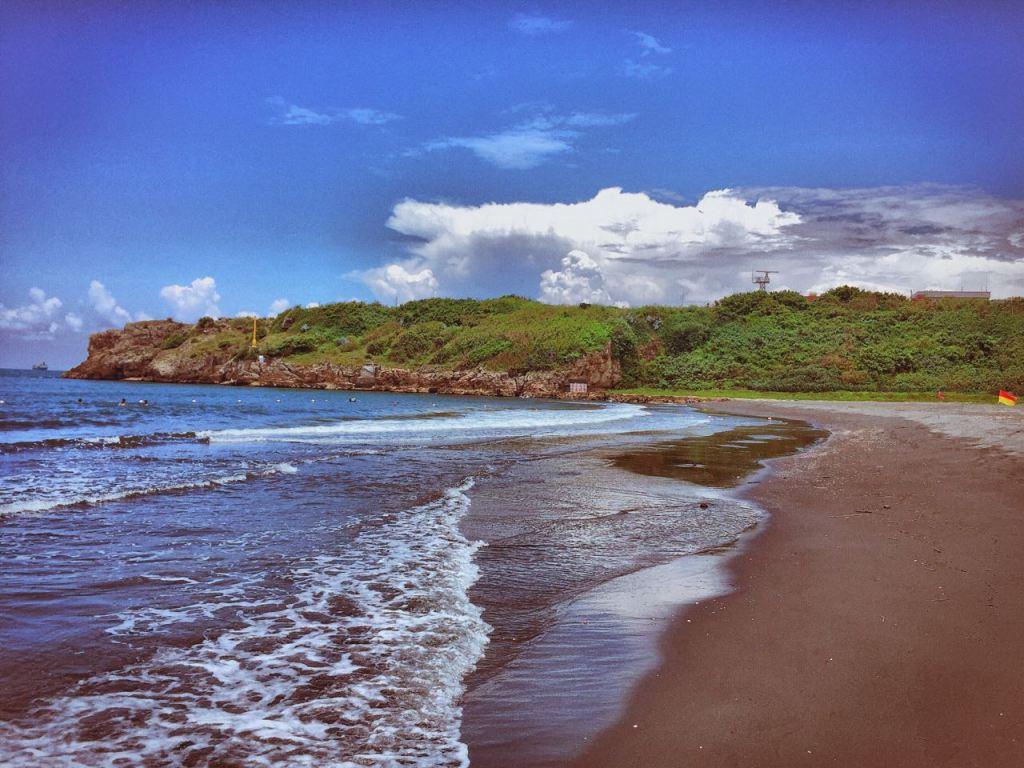 cijin beach 2