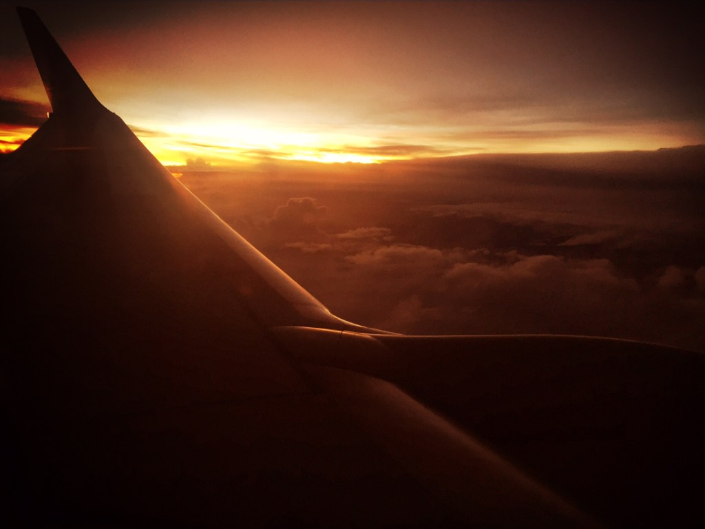 malaysia airlines kota kinabalu sunrise