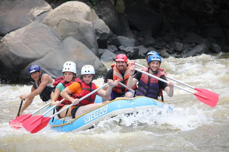 padas white water rafting riverbug 1