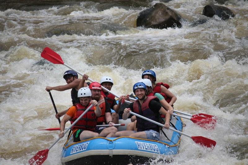 padas white water rafting riverbug 2